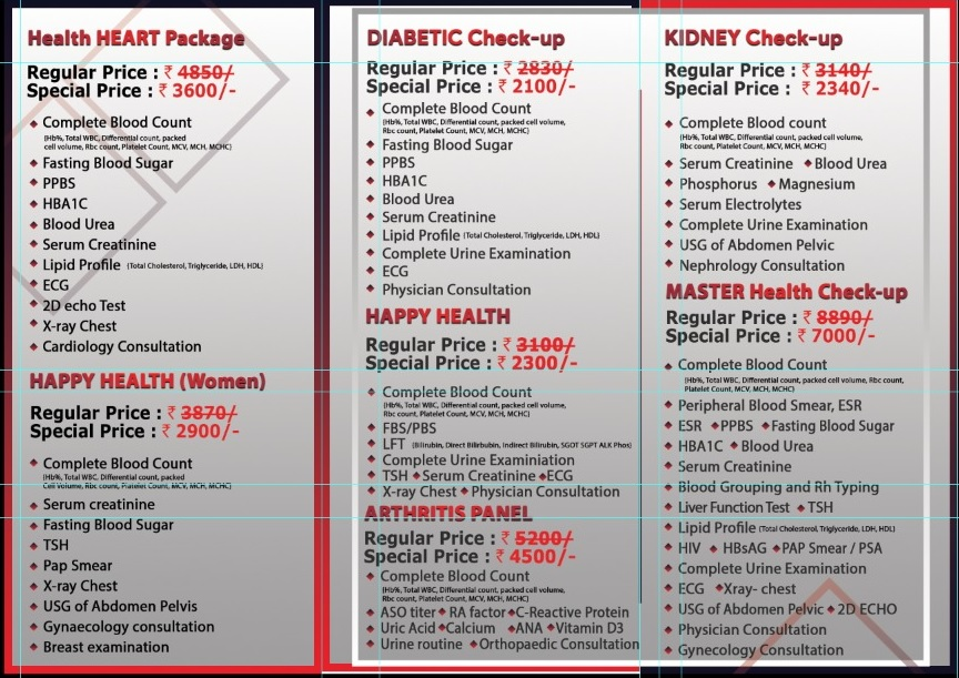 HEALTH PACKAGE-PAGE 2